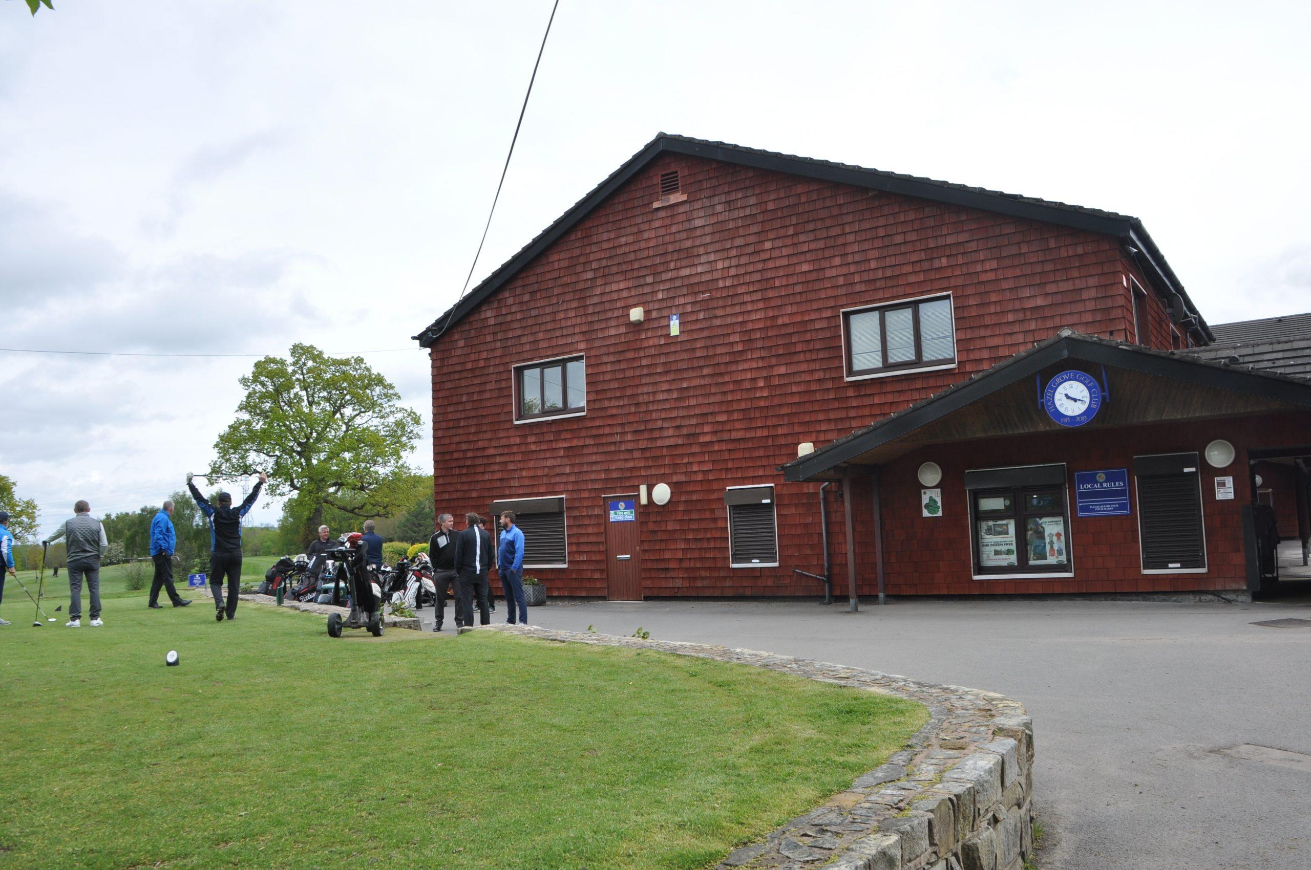 Golf Society at Hazel Grove Golf Club