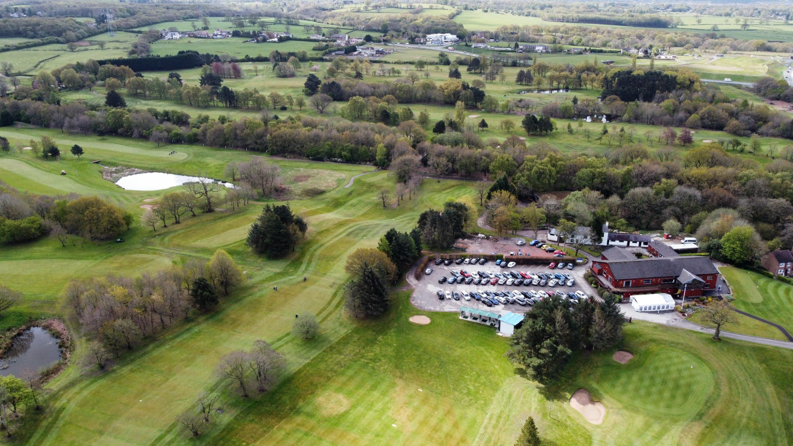 Hazel Grove Golf Club Drone Footage